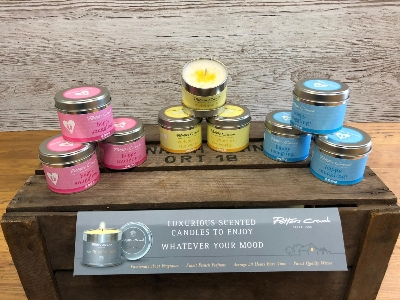 Potters Crouch scented candle