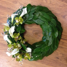 Laurel based wreath