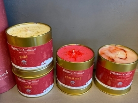 Potters Crouch christmas Scented candle